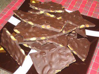 Sublime Chocolate Bark, vive le vegan