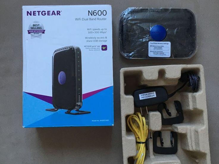 NETGEAR N600 WNDR3700v2