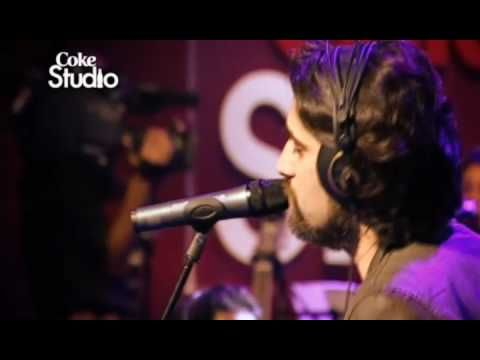 Coke Studio was a huge sensation in Pakistan before coming to India. I have to admit that Pakistan is very musically gifted, like this song, which remains one of my favourite Coke Studio tracks. Great vocals, enchanting harmony and brilliant orchestration.