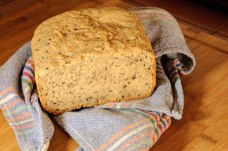 Pão de espelta e sementes – angela oeiras.com