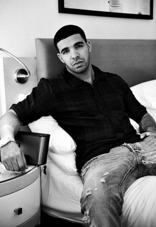 Drake - he carries himself Sexy.