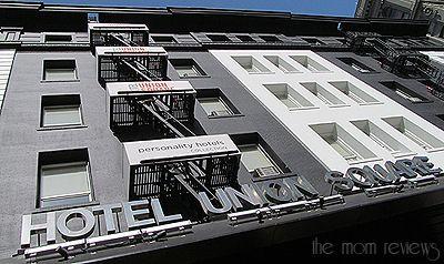 Cable Car Penthouse,  Hotel Union Square #SanFrancisco