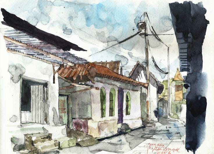 "https://flic.kr/p/QeWmAm | ""Soka Alley, Kotagede, Yogyakarta, Indonesia"" (2016)"