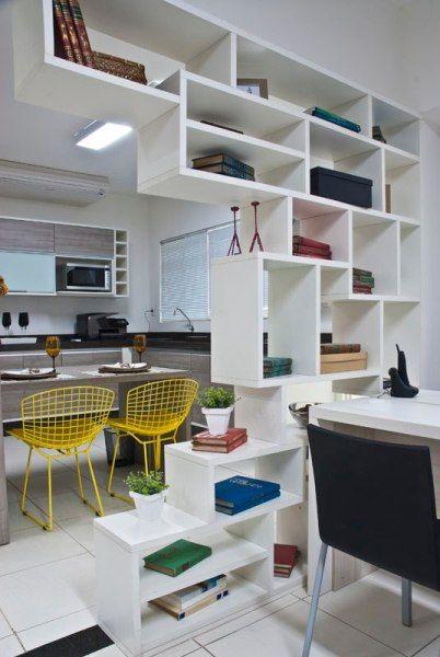 Las 25 mejores ideas sobre estanter a separador de - Estanteria separar ambientes ...