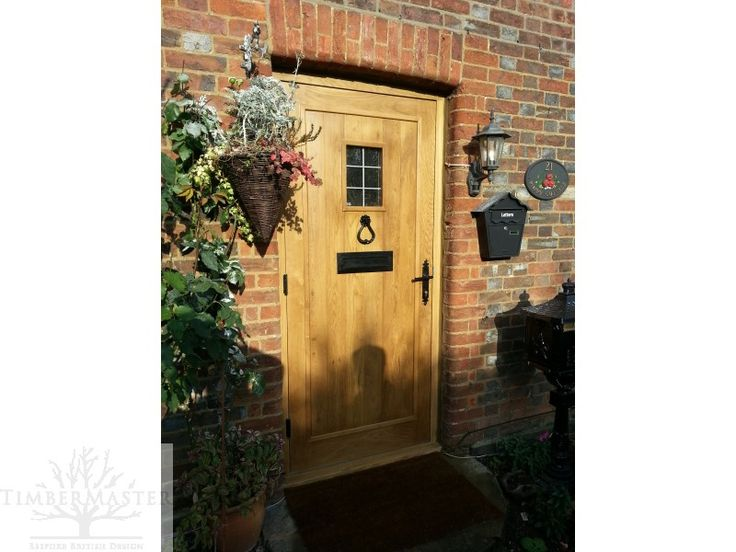 16 best Exterior wooden doors images on Pinterest | Timber gates ...