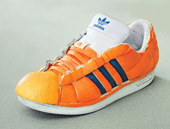 orange peel trainer