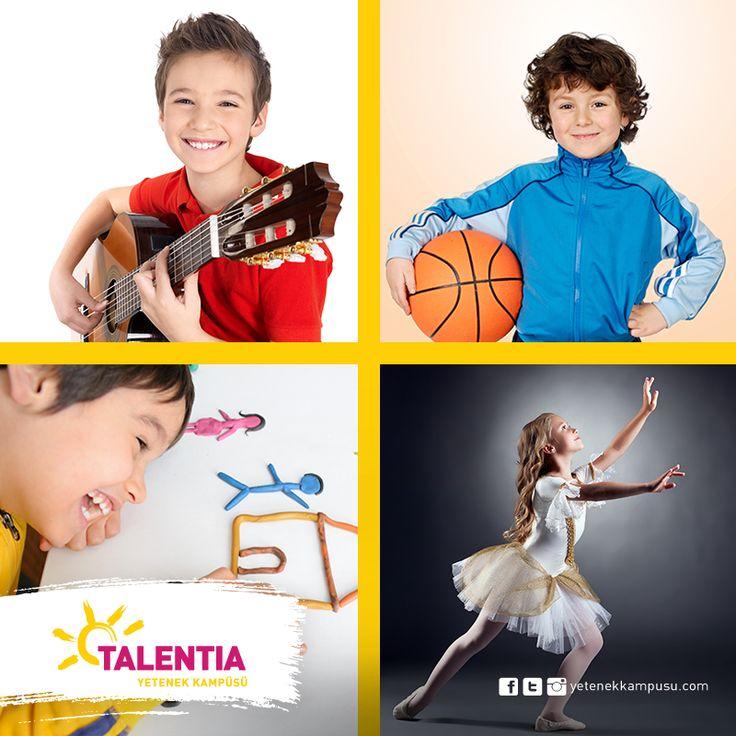 #Spor ,#Dans, #Sanat, #Müzik ile gelecek Talentia'da şekilleniyor. #Talentia'da! #TalentiaYetenekKampüsü #yetenek #yeteneklerfora #yetenekkampusu #eğitim #kariyer #gelecek #talent #gelecek #Talentiada