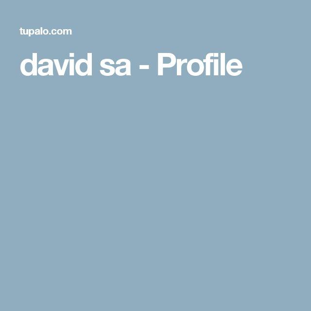 david sa - Profile
