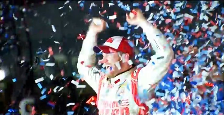 Two-time Daytona 500 winner, Dale Earnhardt Jr.