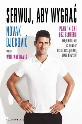 Czołowy tenisista świata zdradza plan diety bezglutenowej, dzięki któremu osiągnął szczytową formę i z bombardowanego Belgradu dotarł na sam szczyt rankingu ATP. Djoković przekonuje, że w ciągu zaledwie 14 dni można poprawić kondycję fizyczną i psychiczną, stosując się do sprawdzonych przez niego sposobów na odżywianie, szczupłą sylwetkę i dobre samopoczucie. Autorem wstępu jest William Davis, autor bestsellerowej książki Dieta bez pszenicy.