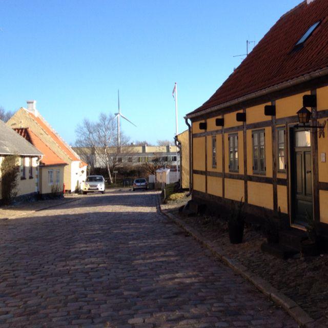 Old City - Fladstrand - Frederikshavn