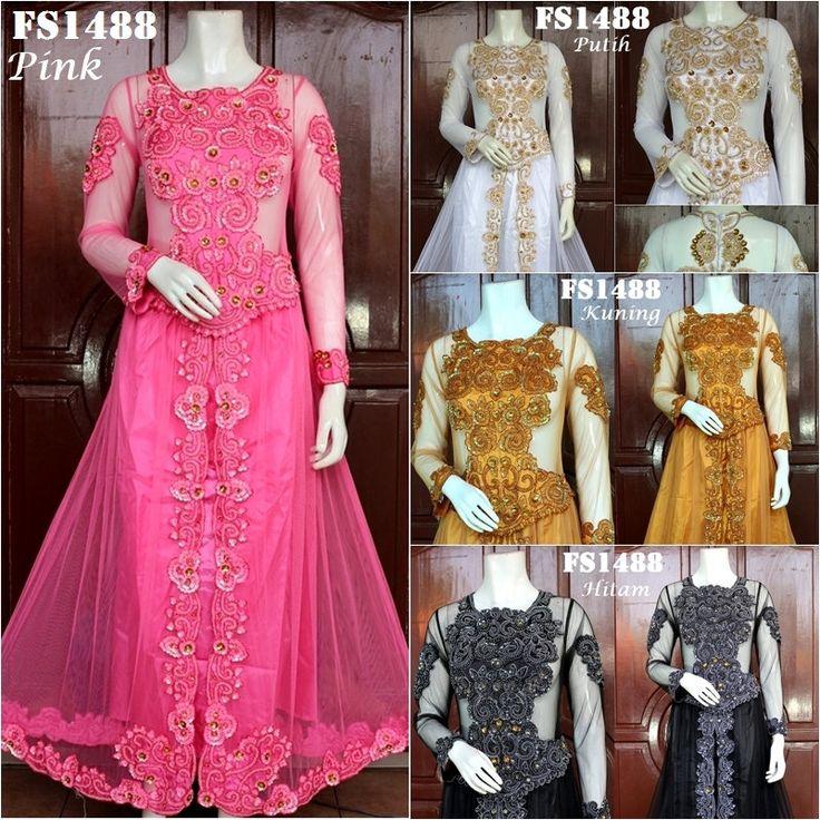 Fancy Abaya - Kaftan dress - Muslim Dress - Muslim Wedding Dress - Abaya Maxi Dress - Moroccan Kaftan - Dubai Kaftan - FS1488 Dress by Mustikacollection on Etsy