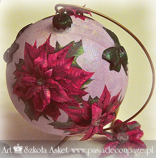 christmas decorations - ball