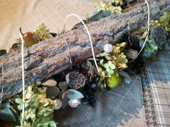 Atelier Groenseizoen in Best - voor workshops en verkoop tuindecoraties, bloemsierkunst en interieurdecoraties