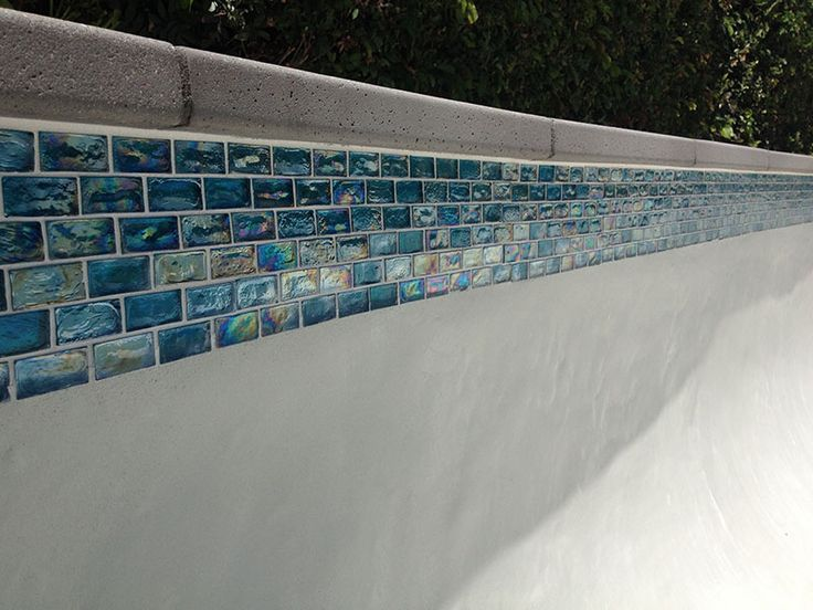 Waterline Tile Alan Smith Pools