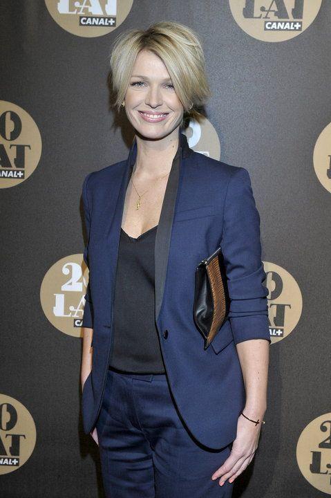 Magda Mołek była gwiazdą urodzin stacji Canal+ - Film