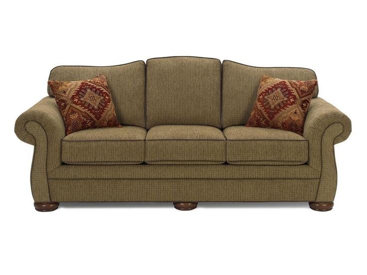 Craftmaster Living Room Three Cushion Queen Sleeper Sofa 2670 68 Mooradians Furniture Inc