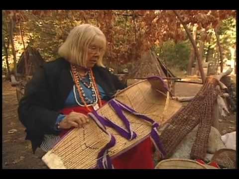 KQED Spark - Julia Parker: Yosemite native american basket weaver