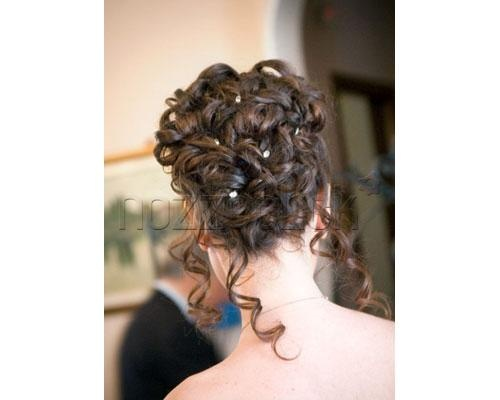Acconciatura Sposa Capelli Ricci Your Crown Of Glory It39
