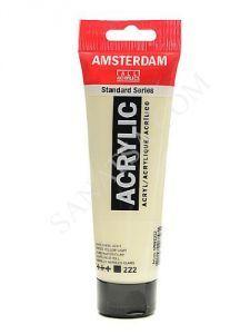Talens Amsterdam Akrilik Boya 120 ml. 222 Naples Yellow Light