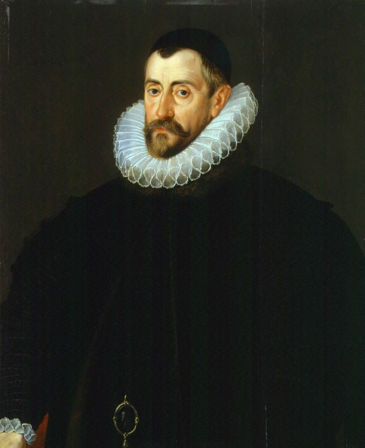 Sir Francis Walsingham was one of Elizabeth I's most important Privy Councillors, but he is perhaps best-known as her spymaster. He became one of her secretaries & one of her three closest advisors, along with William Cecil & Robert Dudley. He developed a sophisticated espionage system to protect Elizabeth from plots & threats posed by Catholics at home & abroad. Mary of Scots was the most high-profile target of his spy network.