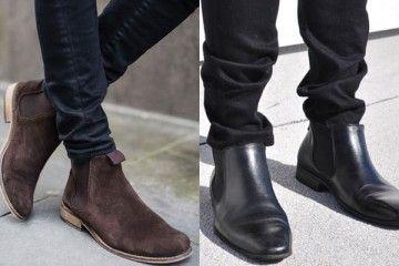 Como usar uma linda, estilosa e aristocrática bota chelsea masculina.
