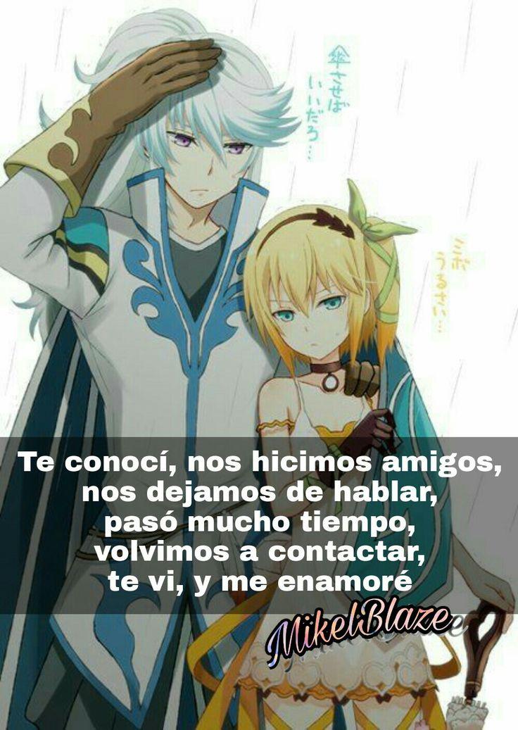 Frases anime, amistad, tiempo, amor