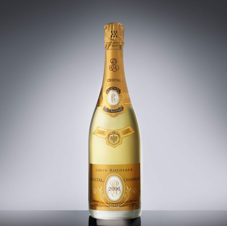 Louis Roederer Cristal Champagne-Our House's most famous wine was created in 1876 to satisfy the demanding tastes of Tsar Alexander II. The emperor asked Louis Roederer to reserve the House's best cuvée for him every year. He was particularly fond of the House's wine