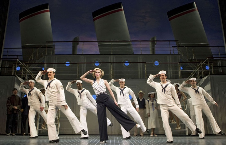 Broadway Dance! :)
