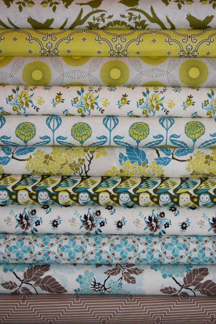 Birch Farm by Joel Dewberry 11 Fat Quarter Bundle from Lady Belle Fabric