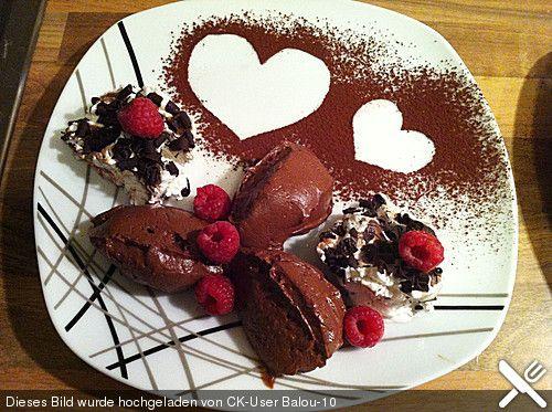 Mousse au chocolat, ein gutes Rezept aus der Kategorie Dessert. Bewertungen: 447. Durchschnitt: Ø 4,6.