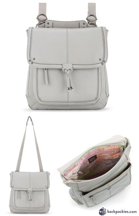 c6181dcc07 ... travel backpack or purse will love the look and function of the Sak  Ventura convertible backpack.