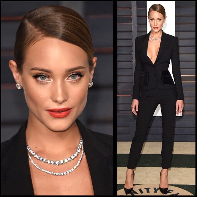 Hannah Davis in Dolce & Gabbana / Hair by Jen Atkin / Makeup by Lauren Andersen / Styled by Jeff K. Kim