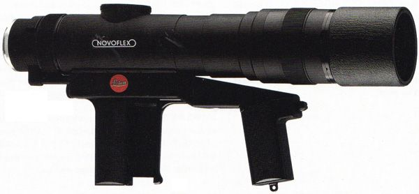 Lenses NOVOFLEX Telyt R 560 mm f/6,8  (Leica/Novoflex 400mm+560mm) 1974