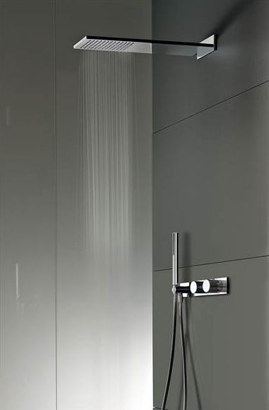 Milano Wall-Mounted shower head by Fantini Rubinetti