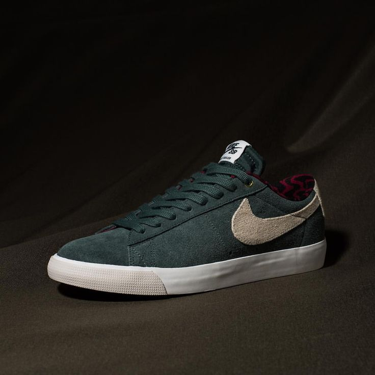 Nike SB Blazer Low GT // Available now at Select Undefeated Chapter Stores  and Undefeated