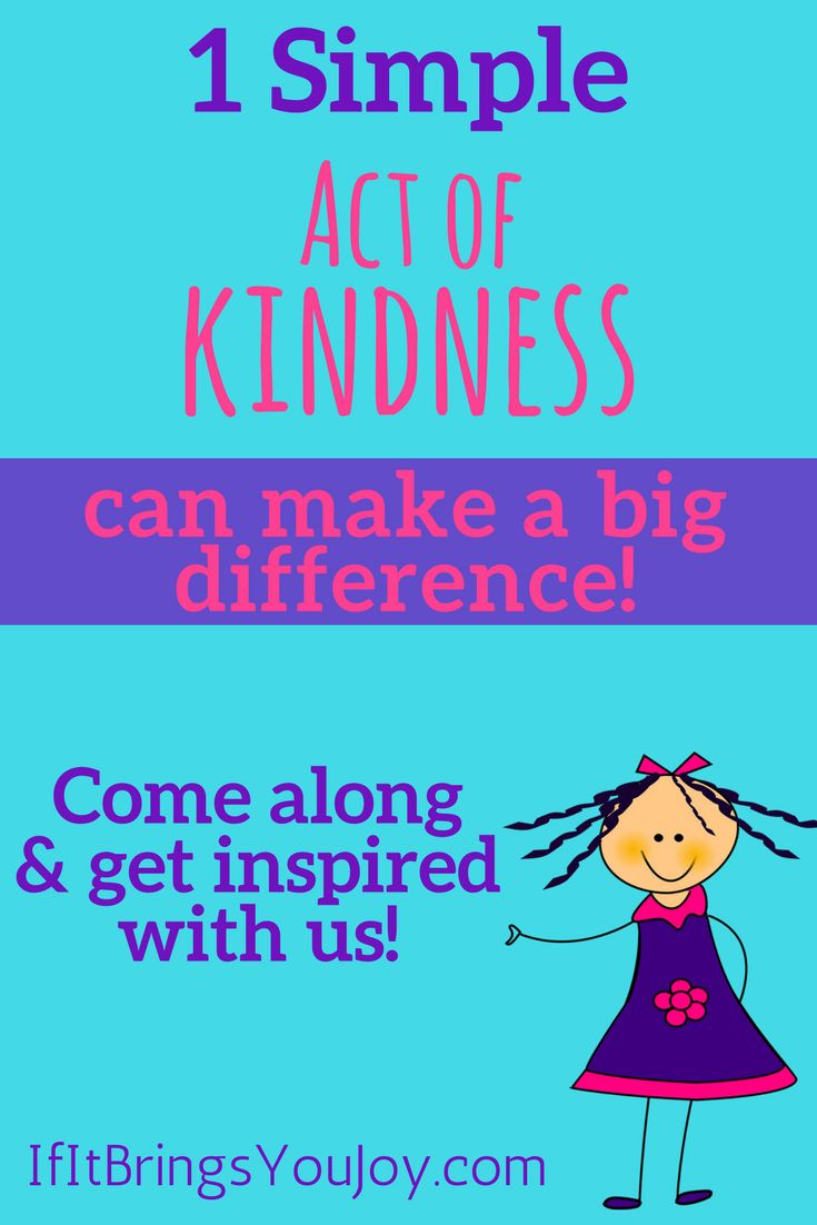 A single act of kindness can have an exponential effect. The recipient, the giver, and anyone who silently observes the kind act will all be inspired to pass it on. #KindnessMatters - Pass it on! #Kindness
