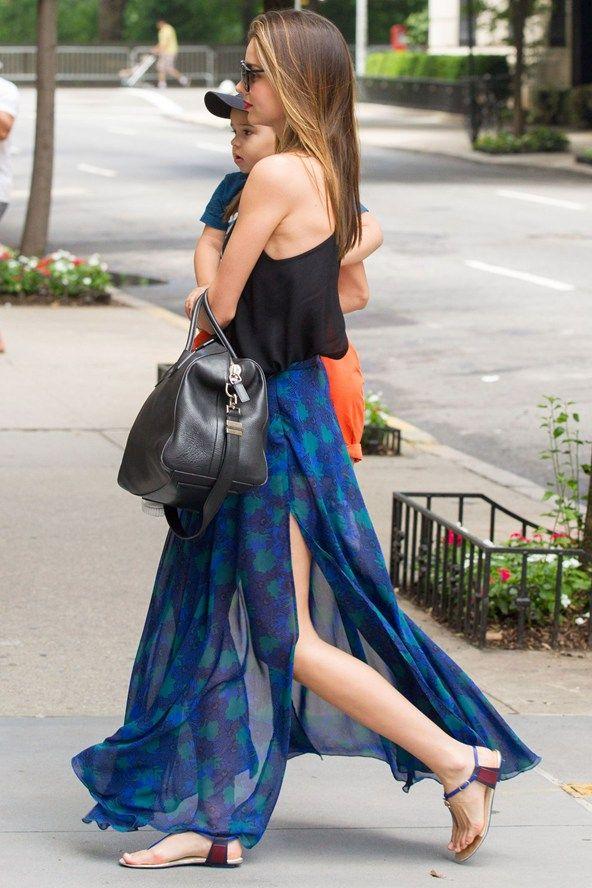 miranda kerr #style #newyork #fashion