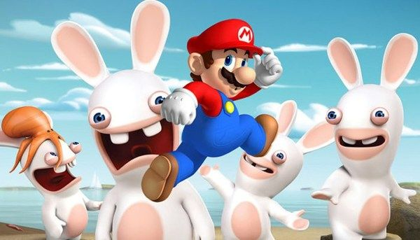 RUMOR - New wave of info on the supposed Mario/Rabbids mash-up game for Switch   The following comes from Emily Rogers...  - titled Mario  Rabbids Kingdom Battle - eight playable characters - includes Mario Luigi Peach Yoshi and others - each character has their own sci-fi weapon such as laser guns arm cannons and more - characters arent controlled directly but are instead controlled through something called a Tuttorio - a Tuttorio is a small floating dish which guides the characters through…