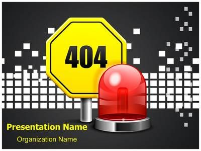 Page Not Found 404 Error Powerpoint Template is one of the best PowerPoint templates by EditableTemplates.com. #EditableTemplates #PowerPoint #404 Error  #Internet #Alert #Fault #File #Warning #Abstract #Not Found #File Not Found #Code #Computer #Security #Wrong #Technical #Web #Message #Page #Repairing #Banner #Stop #Sign #Sorry #Not #404 #Technology #Www #Found #Safety #Site #Web Page #Oops #Information #Symbol #School Board #On-Line #Graphic