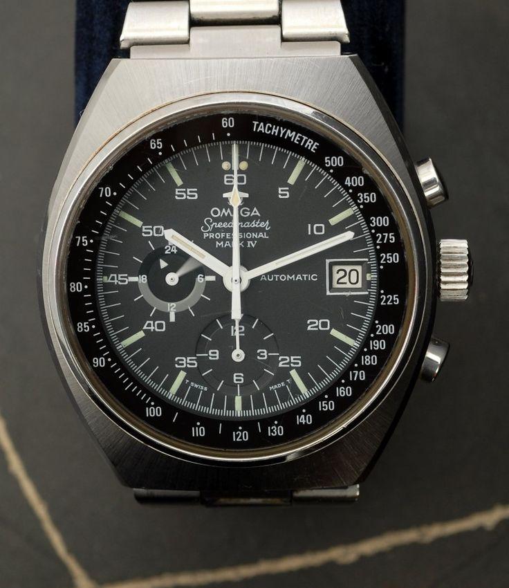 70s speedmaster watches