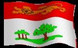 the flag of prince edward island