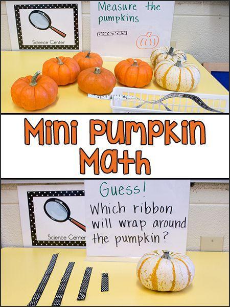 Mini Pumpkin Math – Ashley Puri