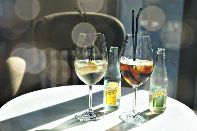 Liebe SPIGA Freunde, diese zwei Drinks servieren wir euch den ganzen Herbst lang. Auf ein erfrischendes Dolce far Niente!