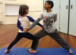 Double Warrior Fun Yoga ForYoga KidsYoga PosesStrawberriesWarriorsFriends PeopleSearchTigers