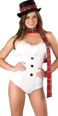 Sexy Snow Girl Outfits | Snowman & Eskimo Fancy Dress Costumes for Women www.sparklingstrawberry.com - Google Search