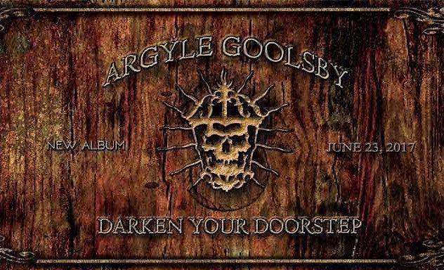 Horror Music Review 'Darken Your Doorstep' By Argyle Goolsby
