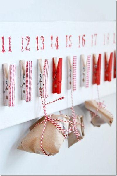 What a fantastic Advent 'calendar'