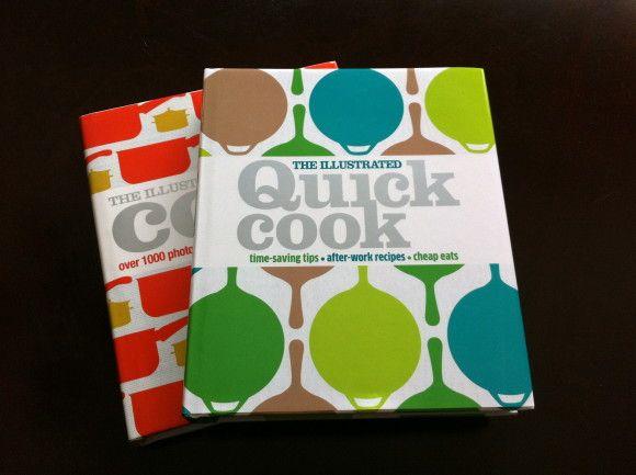 DK Canada cookbooks.