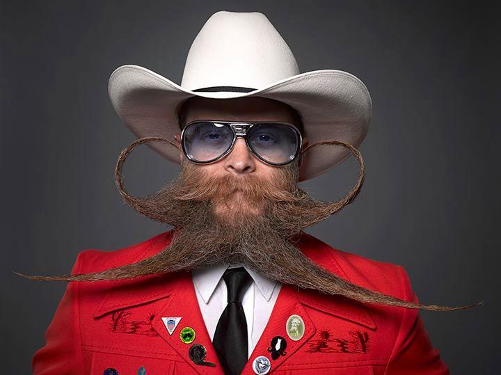 Championnat de barbes et de moustaches : les créations les plus épiques de l'édition 2013